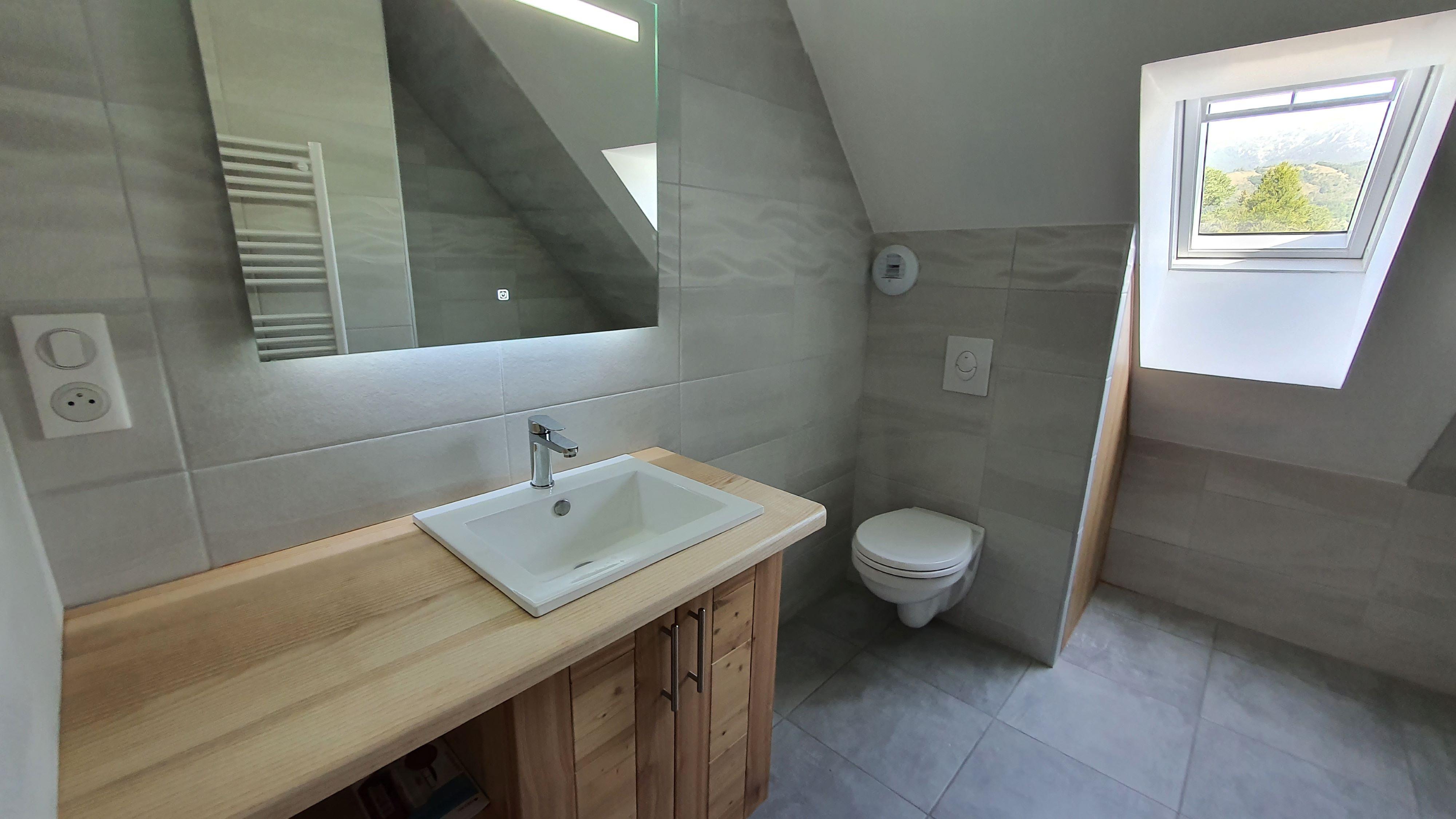salle de bains 2ème étage