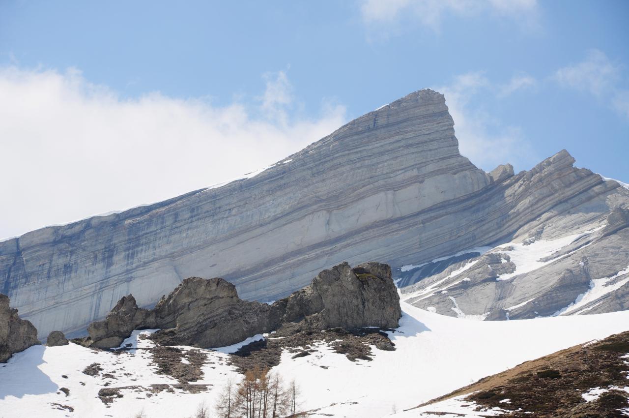 Pic du Tourond 2743m