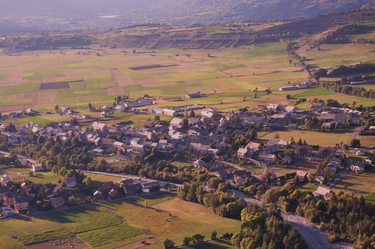 Village d'Ancelle