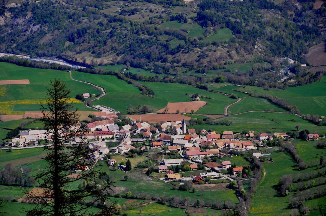 Village de Poligny