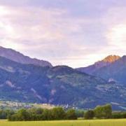 La vallée du Champsaur