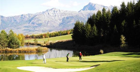 Golf Gapbayard