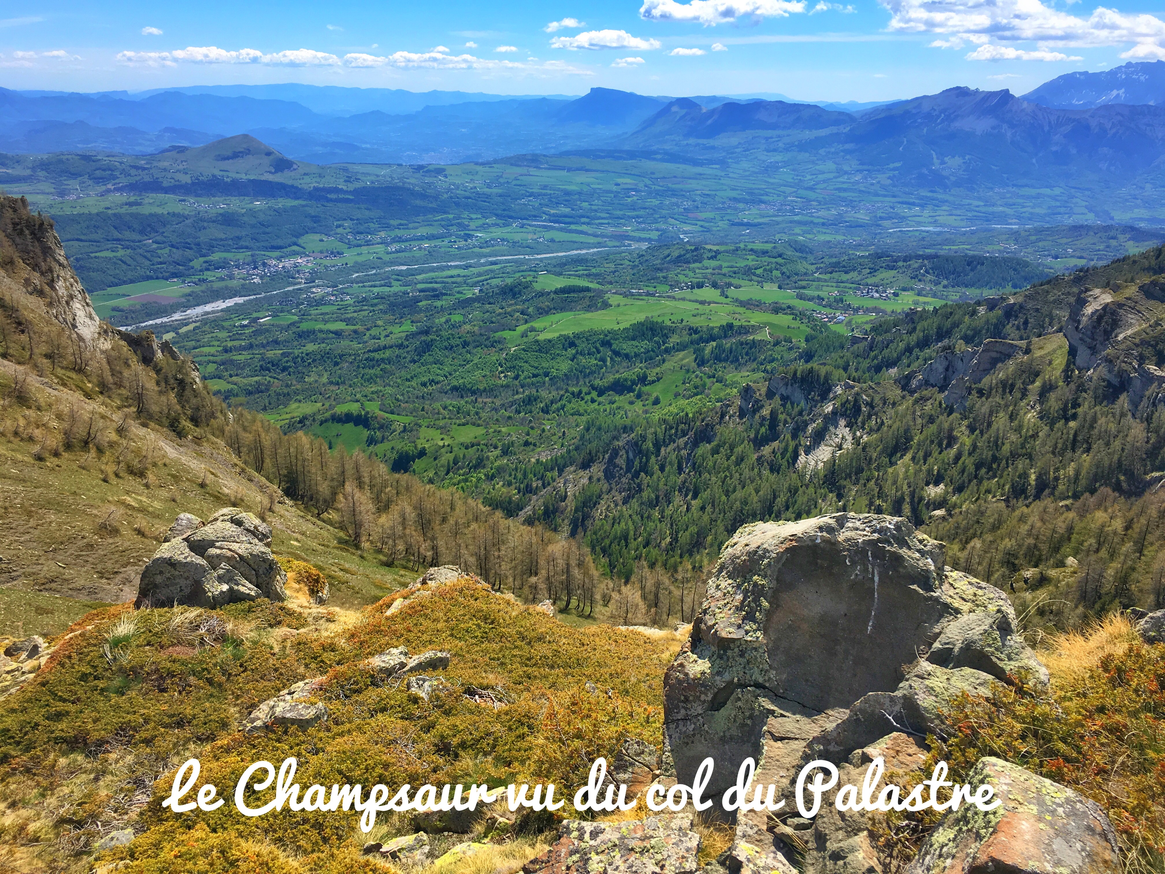 Vue sur le Champsaur