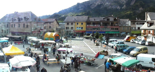 marché Pont du Fossé