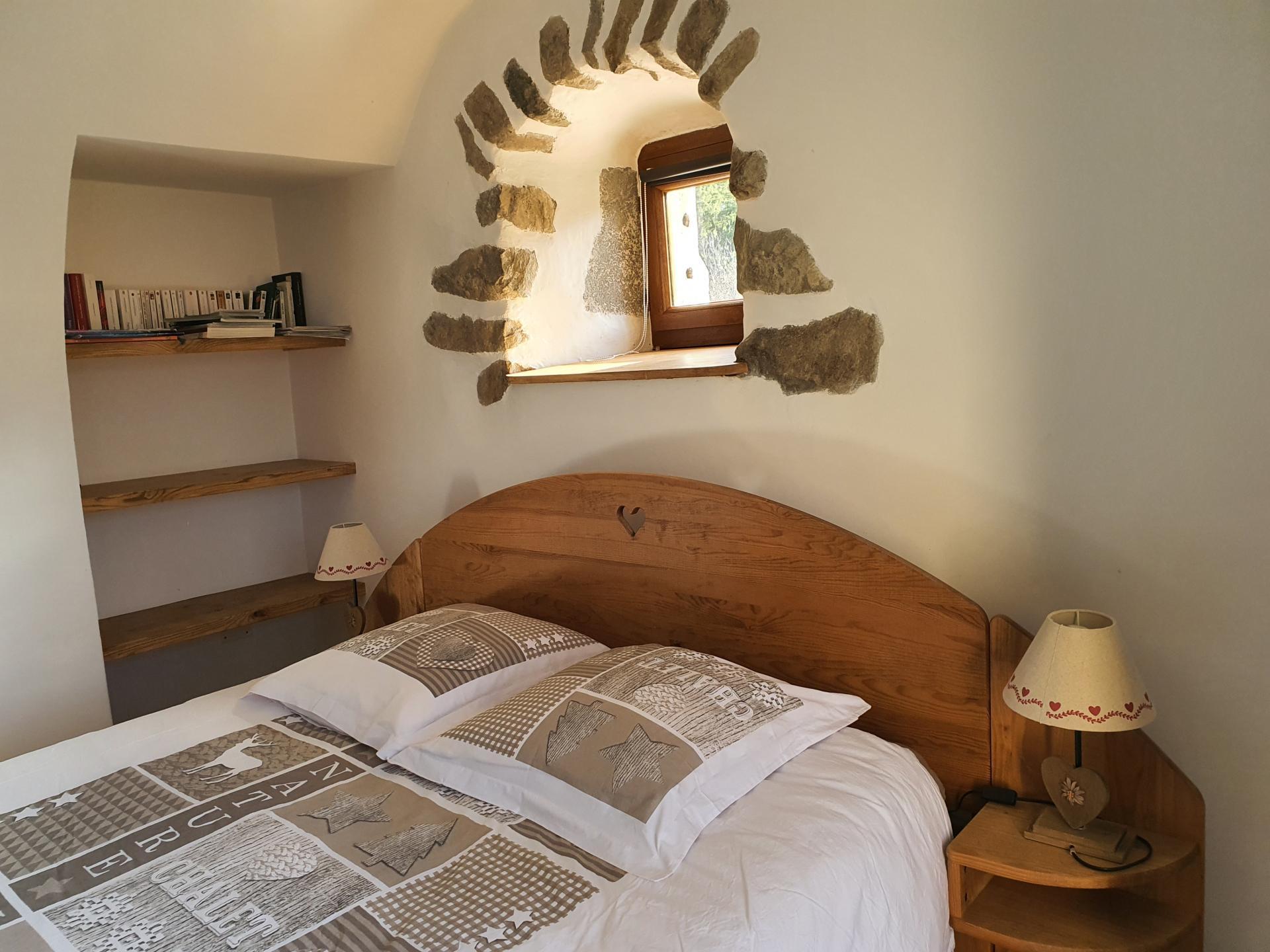 Chambre petit gîte
