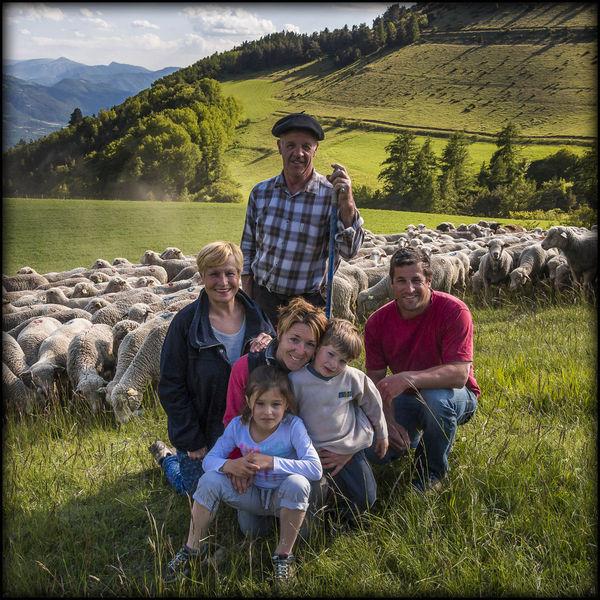 Agriculteurs du Champsaur