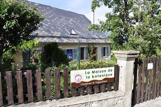 Maison de la botanique