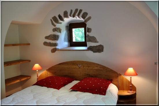 lit de la chapelle