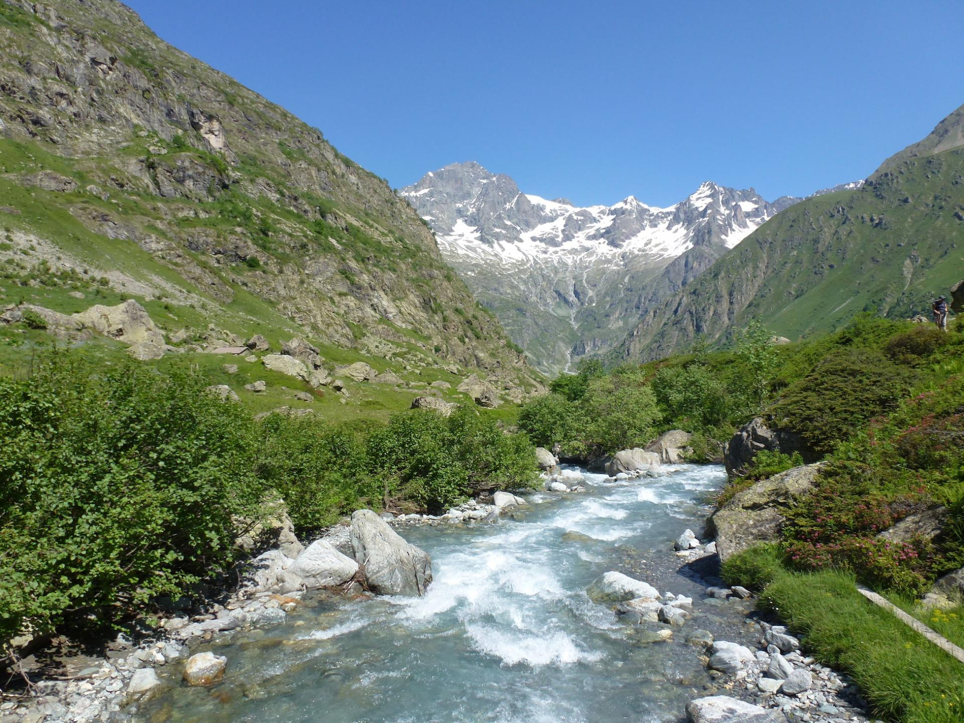Le Valgaudemar Parc national des Ecrins